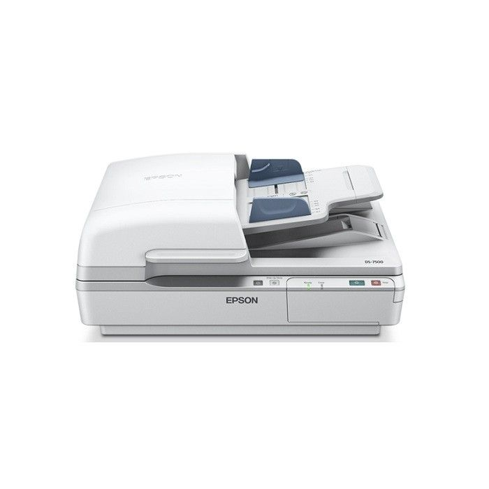 Epson DS-7500 Flatbed with ADF Scanner B11B205341