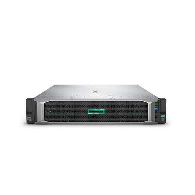 HP ProLiant DL380 Gen 10 Dual Processor 2TB 12G SFF HDD DVDRW 826567-B21