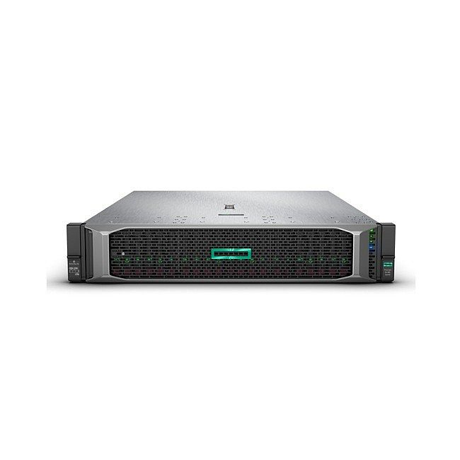 HP ProLiant DL385 Gen 10 Dual Processor 2TB SATA SFF HDD DVD-RW 878724-B21