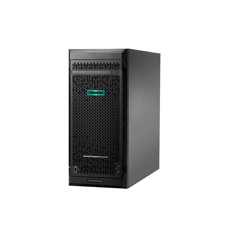 HPE ProLiant ML110 Gen10 1TB HDD HP V194 Monitor P03684-375