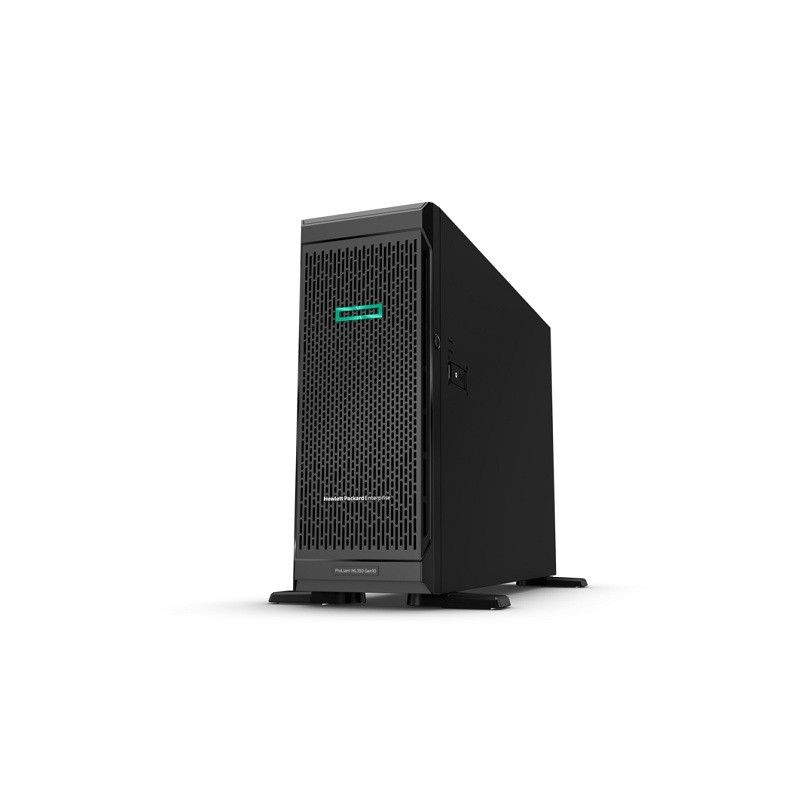 HPE ProLiant ML350 Gen10 Silver 4110 16GB RAM 1.8TB SAS FF HDD 877621-371
