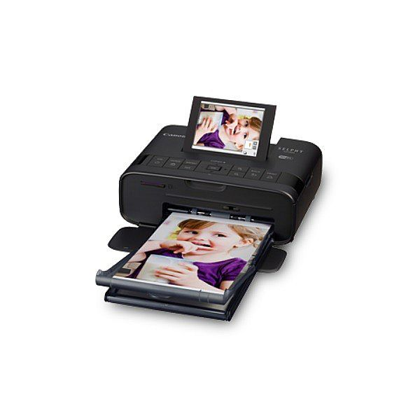 Canon Selphy Compact Photo Printer CP1300 Black SP102