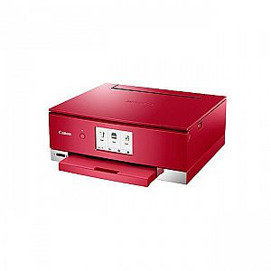 Canon Pixma TS8370 Red Multifunction Printer SP102