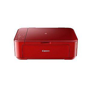 Canon Pixma MG3670 Red Multifunction Inkjet Printer SP102