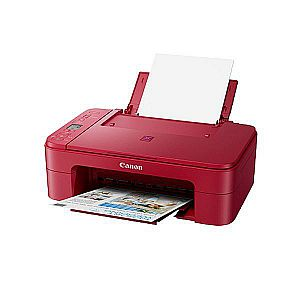 Canon Pixma E3370 Red Multifunction Printer SP102